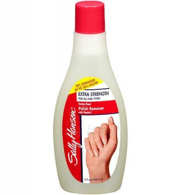 Sally Hansen Nail Polish Remover Extra Strength 237 ml