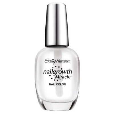 Image of   Sally Hansen Nailgrowth Miracle Clear 13,3 ml