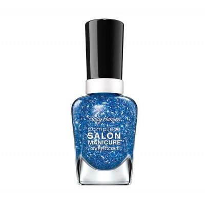Image of   Sally Hansen Salon Manicure Over The Rainblue Overcoat 14,7 ml