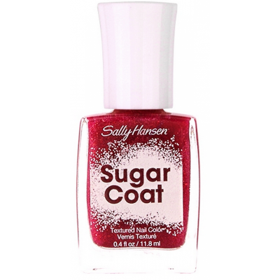 Image of   Sally Hansen Sugar Coat Special Effect Textured Nail Colour 230 Pink Sprinkle 11,8 ml