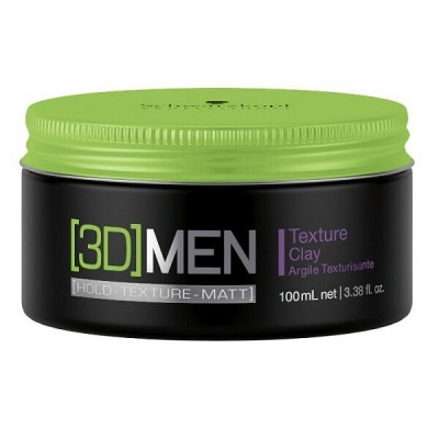 Schwarzkopf 3D Men Texture Clay Strong 100 ml