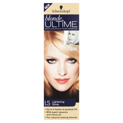 Image of   Schwarzkopf Blonde Ultime LS Lightening Spray 100 ml