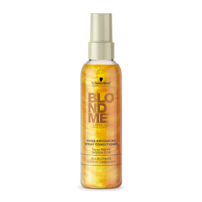 Image of   Schwarzkopf Blondme Shine Enhancing Spray Conditioner 150 ml