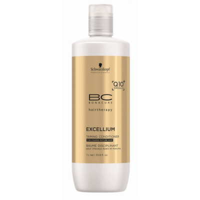 Image of   Schwarzkopf Bonacure Excellium Taming Conditioner 1000 ml