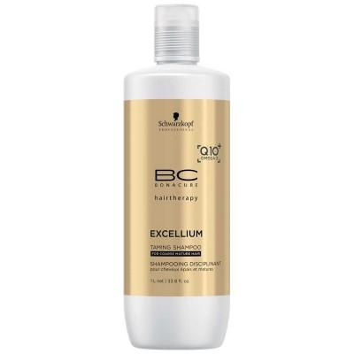 Billede af Schwarzkopf Bonacure Excellium Taming Shampoo 200 ml