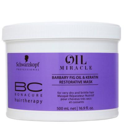 Schwarzkopf Bonacure Miracle Oil Barbary Fig Mask 500 ml
