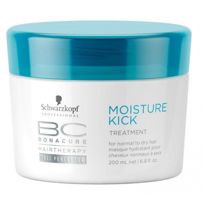 Image of   Schwarzkopf Bonacure Moisture Kick Treatment 200 ml