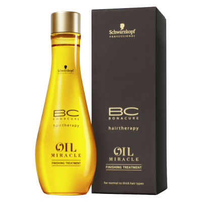 Image of   Schwarzkopf Bonacure Oil Miracle Finishing Treatment 100 ml