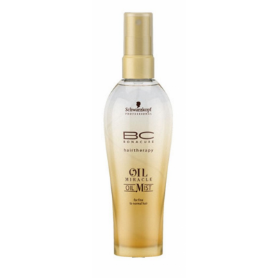 Image of   Schwarzkopf Bonacure Oil Miracle Oil Mist Fine Hair 100 ml