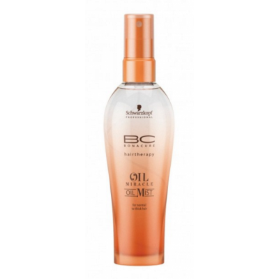 Image of   Schwarzkopf Bonacure Oil Miracle Oil Mist Thick Hair 100 ml