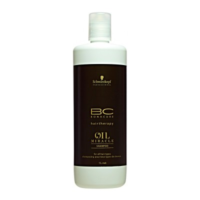 Image of   Schwarzkopf Bonacure Oil Miracle Shampoo 1000 ml