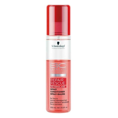 Billede af Schwarzkopf Bonacure Repair Rescue Conditioner Spray 200 ml