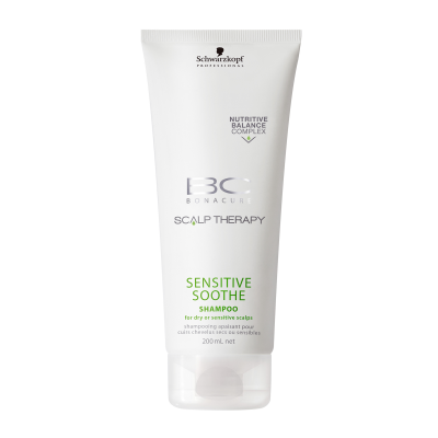 Image of   Schwarzkopf Bonacure Scalp Therapy Sensitive Shampoo 200 ml