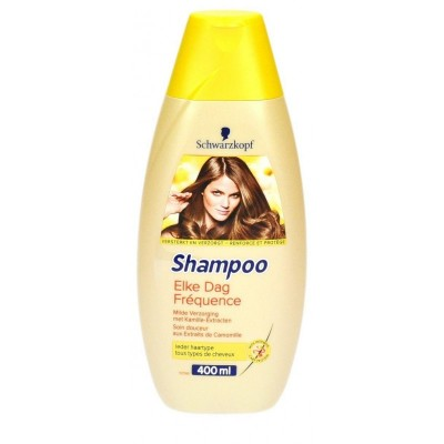 Image of   Schwarzkopf Everyday Shampoo 400 ml