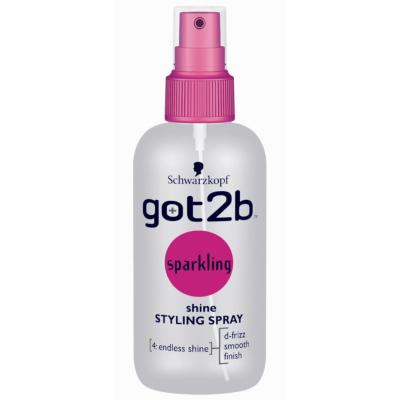 Image of   Schwarzkopf Got 2 B Styling Spray 200 ml