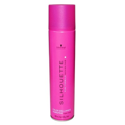Image of   Schwarzkopf Silhouette Color Brilliance Hairspray Super Hold 300 ml