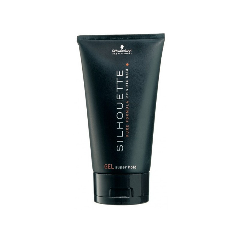 schwarzkopf silhouette super hold gel 250 ml 3 45