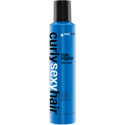 Image of   Sexy Hair Curl Power Spray Foam 250 ml