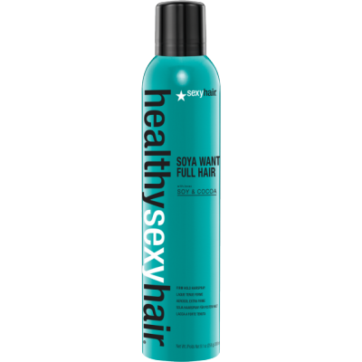 Image of   Sexy Hair Healthy Soya Want Full Hairspray 300 ml