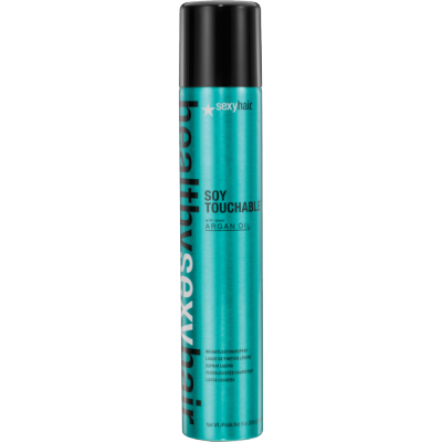 Image of   Sexy Hair Healthy Soy Touchable Weightless Hairspray 310 ml