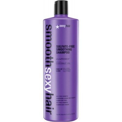 Image of   Sexy Hair Smoothing Anti Frizz Shampoo 1000 ml