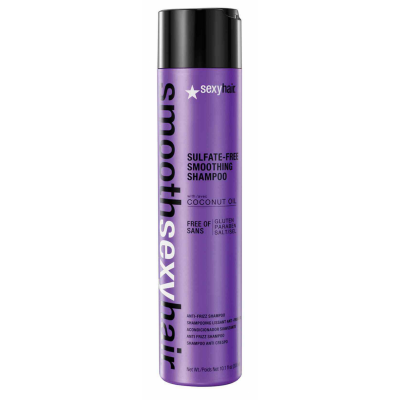 Image of   Sexy Hair Smoothing Anti Frizz Shampoo 300 ml