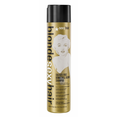 Image of   Sexy Hair Sulfate-Free Bombshell Blonde Conditioner 300 ml