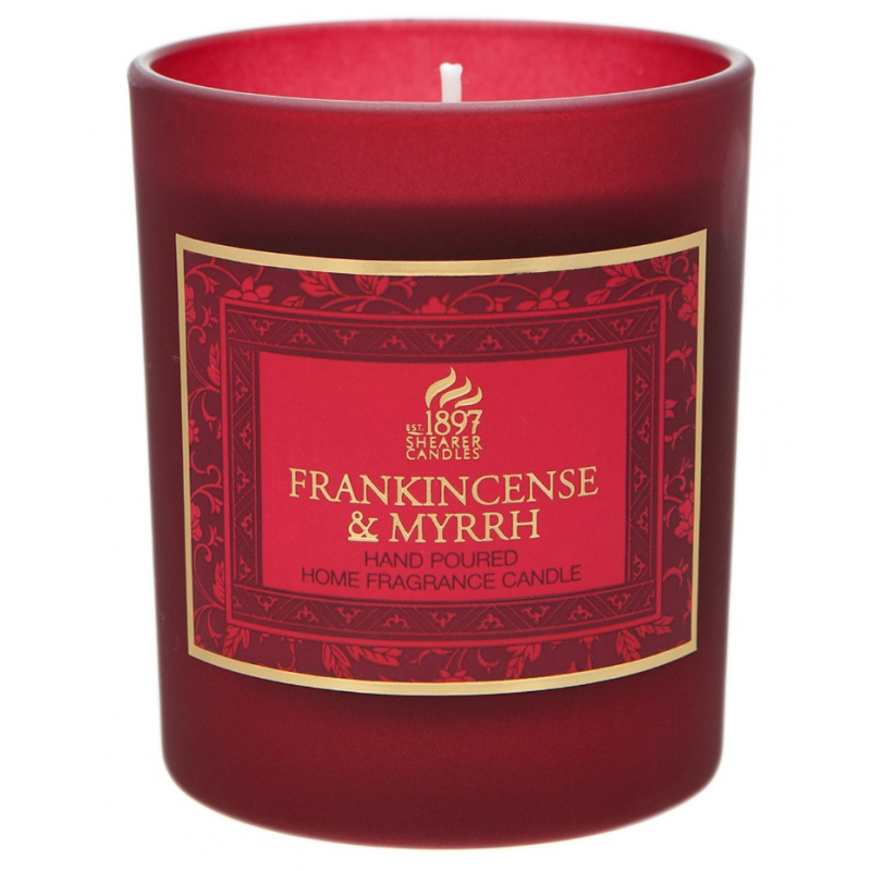 Shearer Candles Scented Candle Frankincense Amp Myrrh 1 Pcs