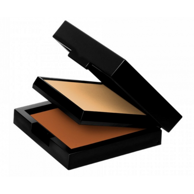 Image of   Sleek Makeup Base Duo Kit 340 Latte 18 g