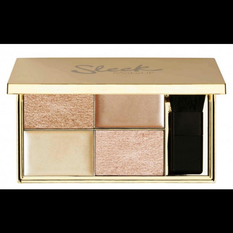 Sleek Makeup Highlighter Palette Cleopatra Kiss