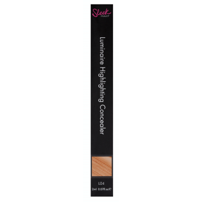 Sleek Makeup Luminaire Highlighting Concealer L04 2 ml