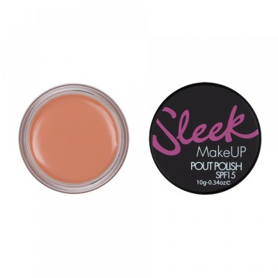 Image of   Sleek Makeup Pout Polish Lip Balm Bare Minimum 10 g