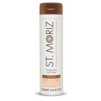St. Moriz Professional Instant Self Tanning Lotion Medium 250 ml