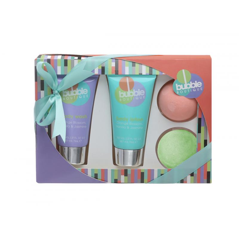 Style Grace Bubble Boutique Bath Body Essentials 4 Pcs