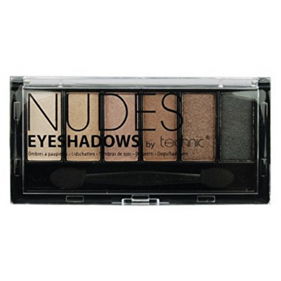 Technic 6 Shade Eyeshadow Palette Nudes 7,5 g