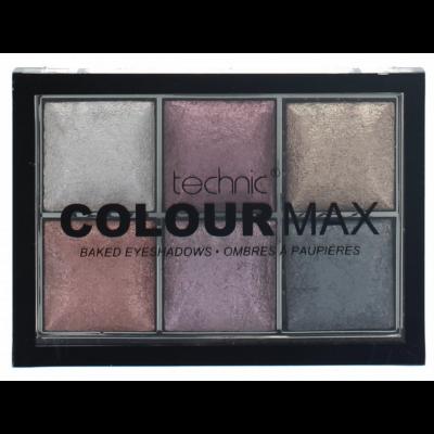 Technic Colourmax Baked Eyeshadow 06 Treasure Chest 12 g