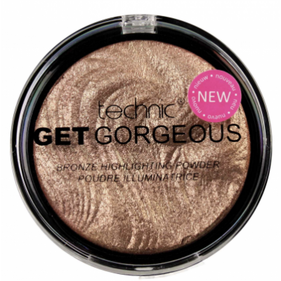 Technic Get Gorgeous Bronze Highlighting Powder 6 g