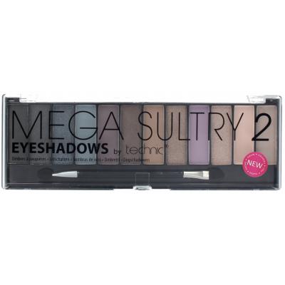 Technic Mega Sultry Eyeshadow Palette 2 10,8 g