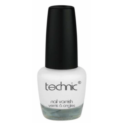 Technic Nailpolish White 12 ml