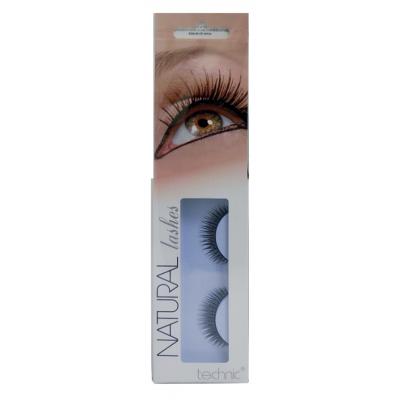 Technic Natural Lashes False Eyelashes BC14 1 Paar