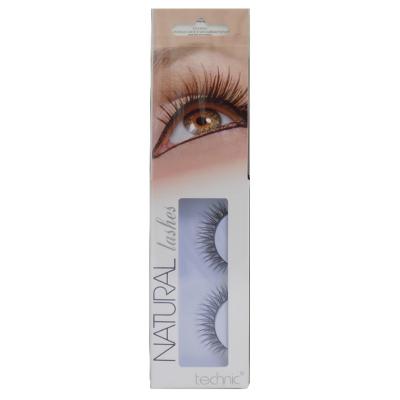 Technic Natural Lashes False Eyelashes BC19 1 pair