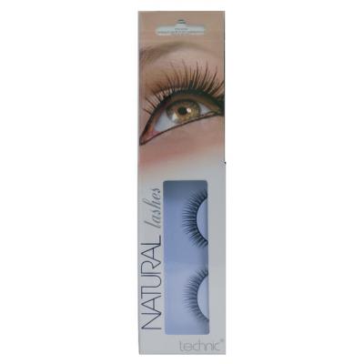 Technic Natural Lashes False Eyelashes BC21 1 Paar