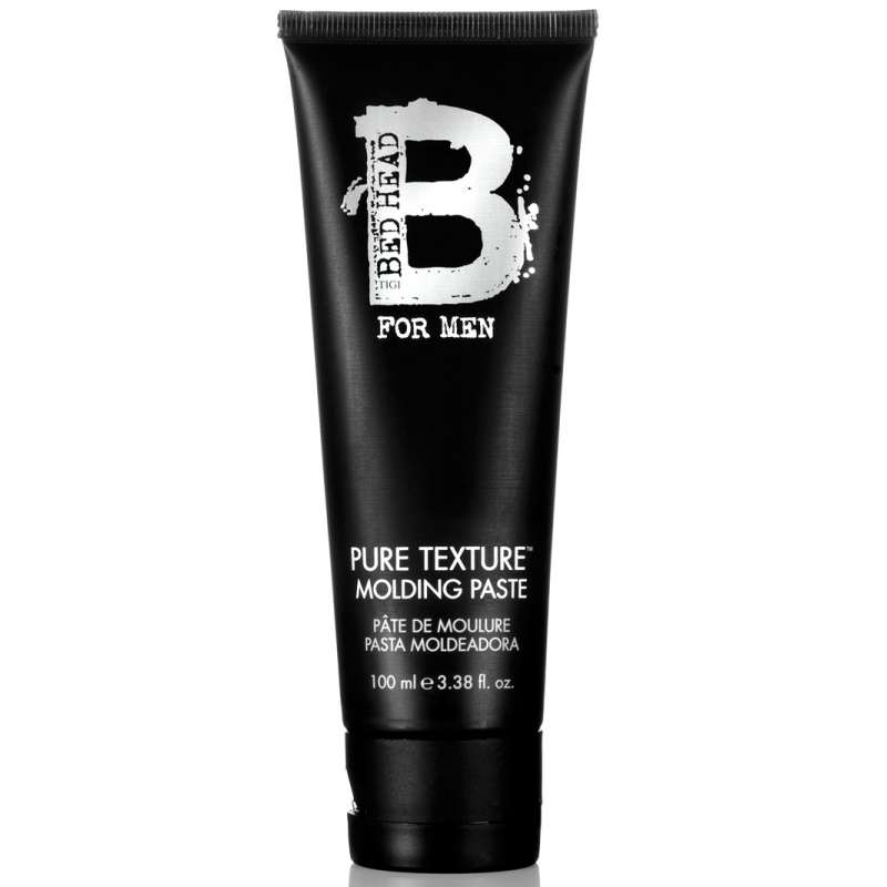 tigi bed head for men pure texture molding paste 100 ml kr. Black Bedroom Furniture Sets. Home Design Ideas