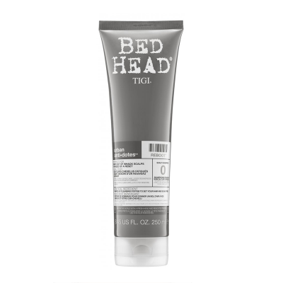 Tigi Bed Head Urban Antidotes Reboot Scalp Shampoo 250 ml