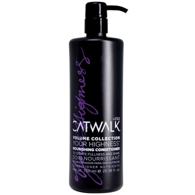 Image of   Tigi Catwalk Your Highness Nourishing Conditioner 750 ml