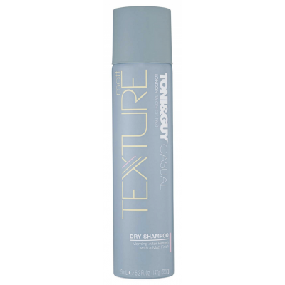 Toni & Guy Casual Matt Texture Dry Shampoo 250 ml
