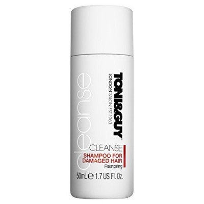 Toni & Guy Cleanse Shampoo Damaged Hair Travelsize 50 ml