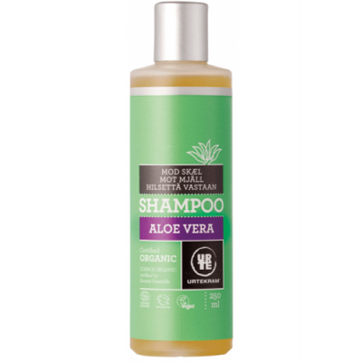 Image of   Urtekram Aloe Vera Shampoo Mod Skæl 250 ml