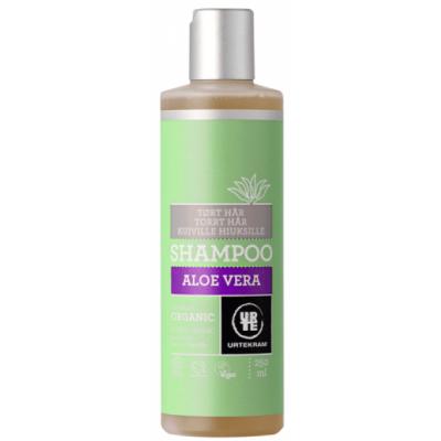 Image of   Urtekram Aloe Vera Shampoo Tørt Hår 250 ml