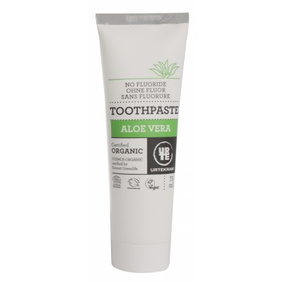 Urtekram Aloe Vera Toothpaste Organic 75 ml